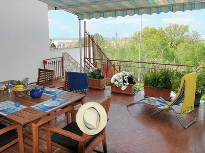 Photo for Vacation home Villa Francesca in Sperlonga - 7 persons, 3 bedrooms