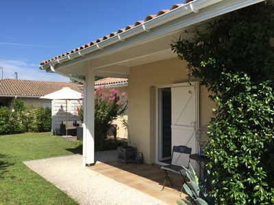 Photo for House 4/6 people near beaches of Hossegor and the Landes forest