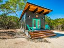 2BR Cabin Vacation Rental in Dripping Springs, Texas