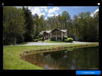 Photo for Blowing Rock Retreat with Pond near Blue Ridge Parkway