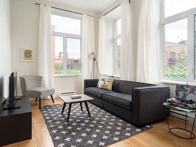 Photo for Modern 2BR in The Village by Sonder