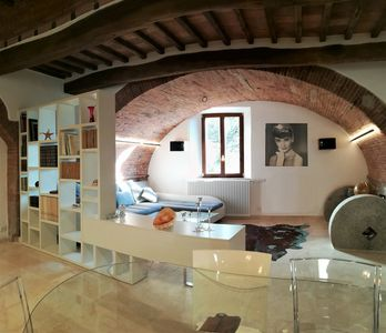Photo for Il Frantoio - Charming Loft in the old town