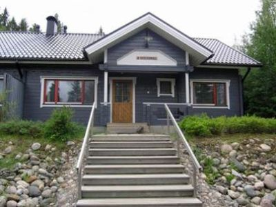 Photo for Vacation home Reissumies in Sotkamo - 9 persons, 4 bedrooms