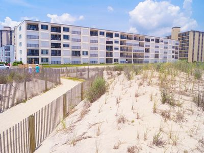 Photo for Breakaway East 109-Oceanfront 134th St, Elev, W/D, AC