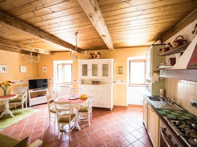 Photo for Holiday apartment Fivizzano for 4 - 6 persons with 2 bedrooms - Holiday apartment