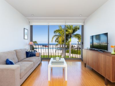 Photo for Beautiful designer duplex with views to the sea and the pool.