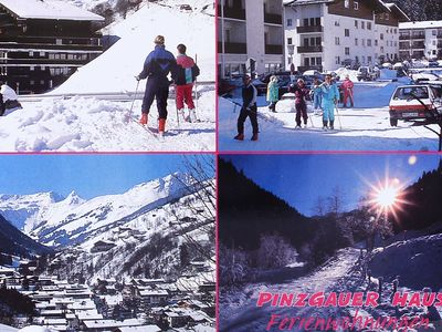 Photo for beautiful mountain view apartment f. 5 pers., Piste: 5 min. still free: from 31. 3.-13. 4.19