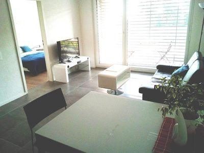 Photo for modern 2.5 room apartment with balcony, in 15 minutes on Lake Constance