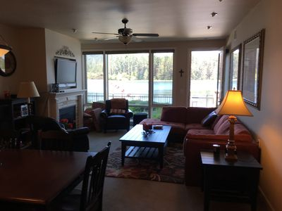 Photo for Beautiful Waterfront Condo With Spectacular Views