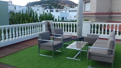 Photo for LUMINOUS APARTMENT WITH TERRACE NEAR MARINA LAS PALMAS