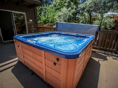 Photo for *WALK TO LAKE & MEADOW PARK~Hot Tub~Essentials~