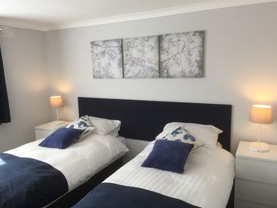 Photo for Newly Refurbished. Apartment London RM14. 2 bedrooms 1 bathroom  sleeps 4