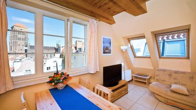 Photo for Comfortable apartment in the heart of Gdansk Old Town