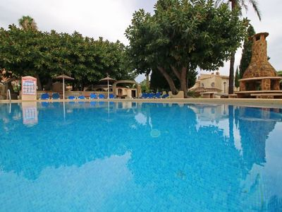 Photo for One bedroom Villa, sleeps 3 with Pool and Walk to Beach & Shops