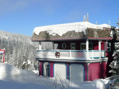 Photo for 3 Bedroom  Home - Steps from the Skiway and Village. Sleeps 14 - Pet Friendly!