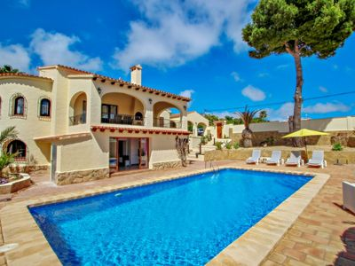 Photo for Alice - holiday home with private swimming pool in Benissa
