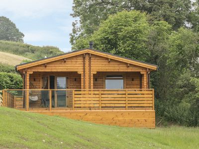 Photo for Manor Farm Lodges - Red Kite Lodge, NEWTOWN