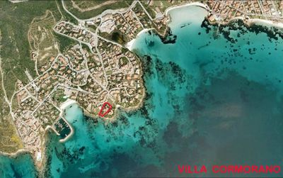 "Photo for ""VILLA CORMORANO"" GREAT APARTMENT ON THE SEA. 'CORBEZZOLO'"