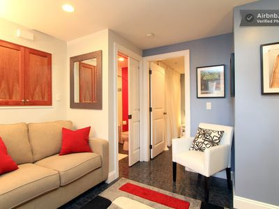 Photo for Vancouver Mount Pleasant Garden Suite - Central, Convenient, Comfortable, Quiet