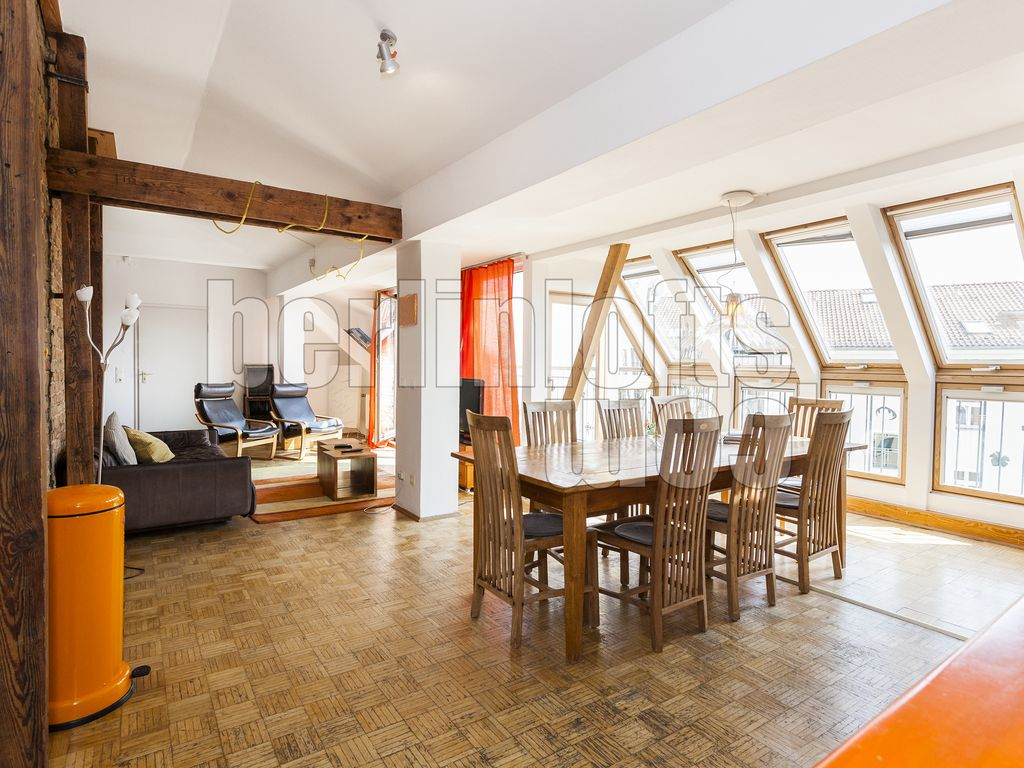 Outlook sur Berlin - appartement exclusif