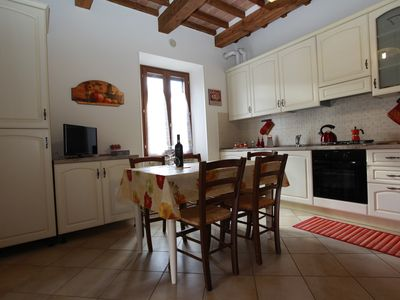 Photo for 2BR Apartment Vacation Rental in Rosia, Toscana
