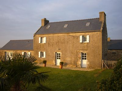Photo for Charming house Finistère-Nord - Mer d'Iroise, sleeps 7