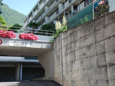 Photo for Apartment Condominio Collina in Locarno - 4 persons, 1 bedrooms