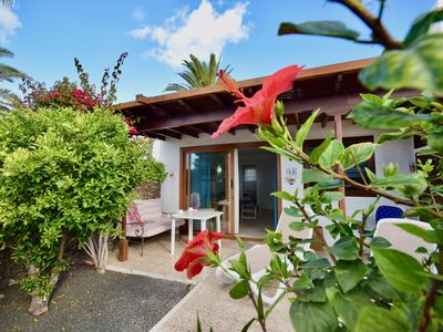 Photo for 5 minutes to the beach ,shops and restaurants. Cozy, tastefully decorated,