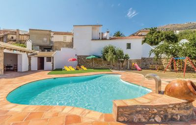 """Photo for Stunning Holiday Home """"Villa Godoy"""" with Wi-Fi, Garden, Terrace & Pool; Parking Available, Pets Allowed Upon Request"""