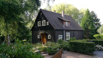 Photo for Cosy wooden house in the English style