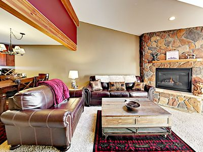 Photo for Amazing Walkable Locale - Near Hiking & Biking, Next to Copper Mountain Bus