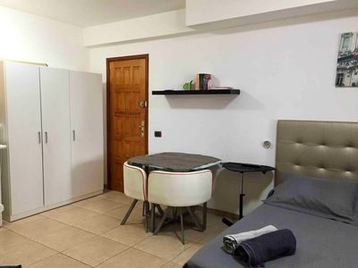 Photo for Homerez last minute deal - Amazing studio near the beach