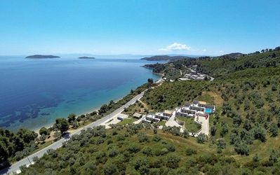 Photo for Executive Skiathos Villa | Villa Odysseus | Sea Views | Vassilias