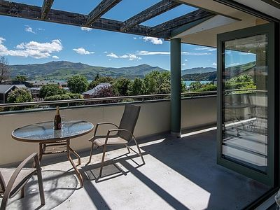 Photo for Rue Noyer Lookout - Akaroa Holiday Home