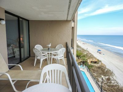 Photo for Surf Master 404 - Recently Renovated - On the Ocean!