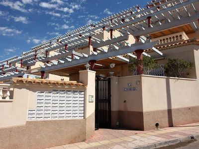 Photo for 2BR Apartment Vacation Rental in San Juan de los Terreros, Almer��a