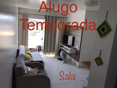 Photo for Furnished 2/4 apartment for rent in Praia do Sul in Ilhéus BA