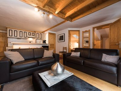 Photo for 3BR Apartment Vacation Rental in Courchevel, Auvergne-Rhône-Alpes