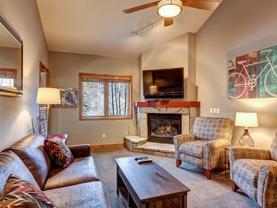 Photo for Riverbend 218 Condo Ski-in Ski-out Breckenridge Vacation Rental