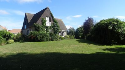 Photo for Detached house surrounded by a beautiful garden, 3 bedrooms, 2 bathrooms