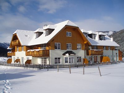 Photo for One bedroom Apartment, sleeps 4 in Sankt Margarethen im Lungau with WiFi