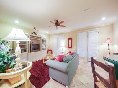Photo for Gulf Place Courtyards 17 - Don't miss your spring vacation. Book now!