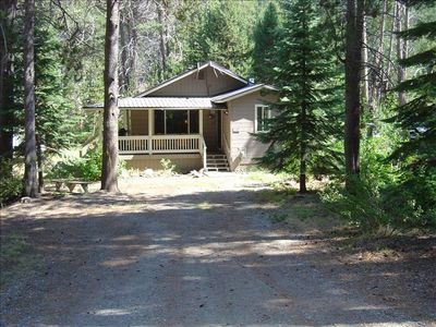 Photo for 2BR Cabin Vacation Rental in S.Lake Tahoe, California