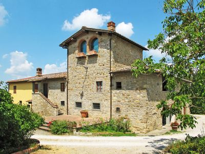 Photo for Vacation home Podere Reggine (PNZ161) in Panzano - 8 persons, 4 bedrooms