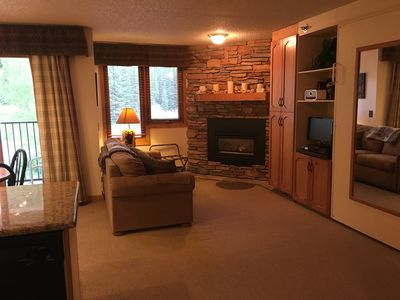 Photo for Beautiful Ski In/Ski Out Studio Condo *NO CLEANING FEE*