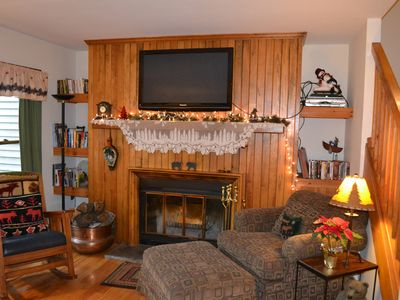 Photo for SNOW! SNOW! SNOW! ROOMY, Comfortable & Convenient! Walk to Main St.
