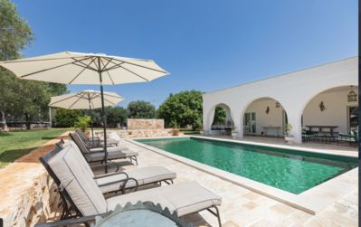 Photo for Trullo Jolly: Luxury Trullo set in an Olive Grove, with pool near Ostuni
