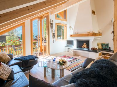 Photo for Duplex Penthouse in Chalet Stella