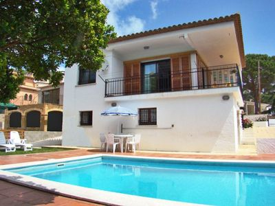 Photo for Club Villamar - Villa for 6 persons with private pool in Calonge