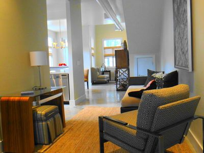 Photo for Downtown Urban Oasis Loft In The Heart Of Chat! Walk out door to BEST of CHAT!